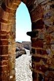 中世纪城堡VIII 免版税库存照片