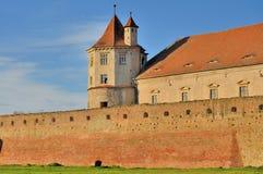 中世纪堡垒 库存照片