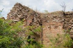 中世纪堡垒Fetislam塞尔维亚 免版税库存照片