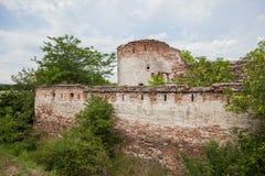 中世纪堡垒Fetislam塞尔维亚 库存照片