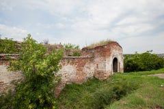 中世纪堡垒Fetislam塞尔维亚 免版税图库摄影