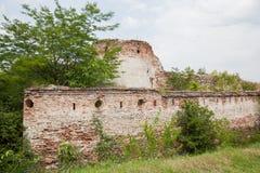 中世纪堡垒Fetislam塞尔维亚 库存图片