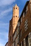 中世纪塔,图卢兹,法国 库存图片