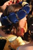 中世纪帽子 免版税库存图片