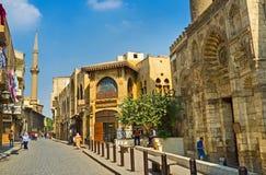 中世纪开罗 库存图片