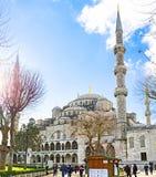 中世纪清真寺 免版税图库摄影