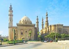 中世纪清真寺 库存图片