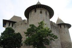 中世纪的堡垒 免版税图库摄影