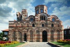 中世纪的教会 图库摄影