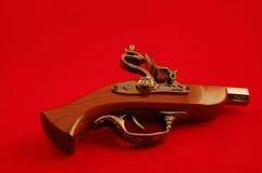 中世纪的枪 免版税库存照片