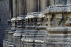 中世纪的结构 图库摄影