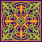 中世纪的设计 免版税库存照片
