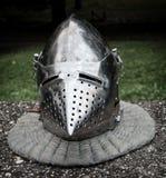 中世纪盔甲 免版税库存照片