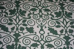 中世纪织品纹理背景 免版税库存图片