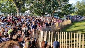 2014中世纪节日@堡垒Tryon公园NYC 162 库存照片