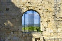 中世纪视窗 图库摄影