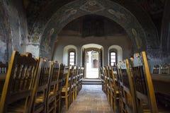 中世纪餐桌 库存照片