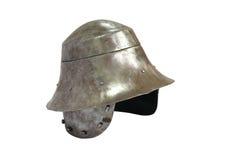 中世纪骑士盔甲 免版税库存照片