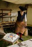 中世纪锻工 免版税库存图片
