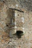 中世纪洗手间 免版税库存照片
