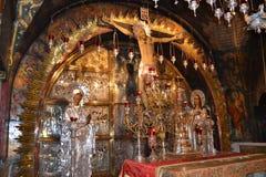 中东,巴勒斯坦,以色列,寺庙,圣洁sepul 图库摄影