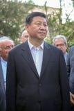 中华人民共和国习近平的总统 库存图片