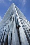 中国世界贸易中心塔3,北京,中国 免版税库存图片