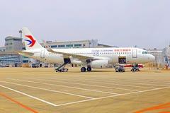 中国东方航空股份有限公司 免版税库存图片