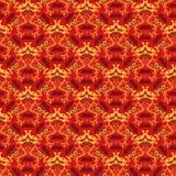 中国亚洲龙样式无缝的样式背景 传统传染媒介装饰品 免版税库存照片