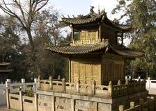 中国人寺庙 库存照片
