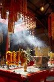中国人寺庙 图库摄影