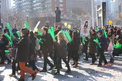 2015中国人旧历新年游行144 免版税库存图片
