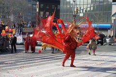 2015中国人旧历新年游行163 免版税图库摄影