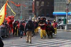 2015中国人旧历新年游行182 免版税库存图片