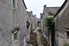 中国人潮州longhu古老建筑学 免版税库存照片