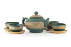 中国人集合茶 免版税库存图片
