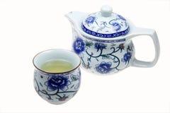 中国人集合茶 库存照片
