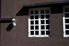 中国传统房子 图库摄影