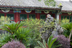 中国传统结构 图库摄影