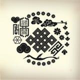 中国传统 免版税图库摄影