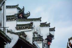 中国修造的惠州建筑学 图库摄影