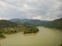中国农厂议院 免版税库存图片