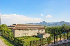 中国农村风景 库存图片