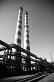 中国北京首钢队钢铁制品工厂 免版税库存图片