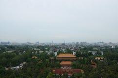 中国北京紫禁城 库存照片