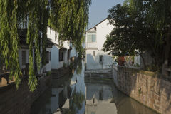 中国南部住宅 库存图片