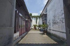 中国南部住宅 免版税图库摄影