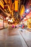 中国古典建筑,有历史 库存图片