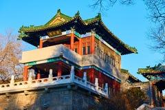 中国古老结构 免版税库存图片