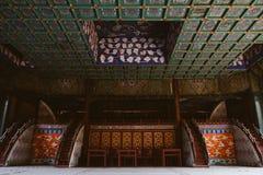 中国古老阶段 免版税库存图片